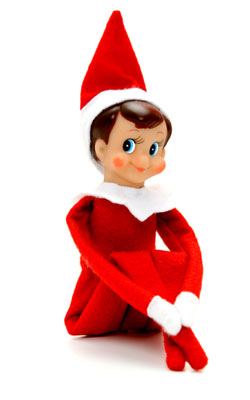 The Elf on the Shelf Who Stole